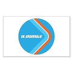 Fast Forward Sticker (Rectangle 50 pk)
