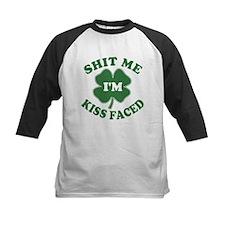 Shit Me I'm Kiss Faced Tee