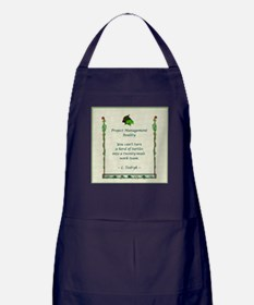 Project Managers Apron (dark)