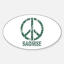 Saoirse Sticker (Oval)