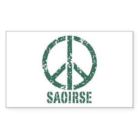Saoirse Sticker (Rectangle)