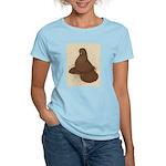 Muffed Tumbler Pigeon Women's Light T-Shirt