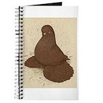 Muffed Tumbler Pigeon Journal