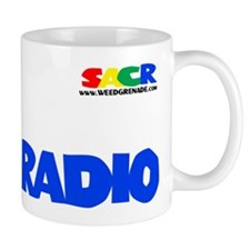 Stop and Chat Radio Mug