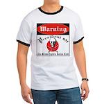 Anti-Valentine Club Ringer T