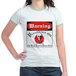 Anti-Valentine Club Jr. Ringer T-Shirt