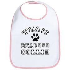 Team Bearded Collie Bib