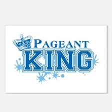 Pageant King Postcards (Package of 8)