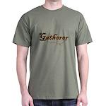 Gatherer, scavenger, vegetarian Dark T-Shirt