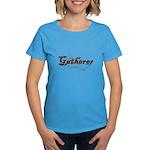 Gatherer, scavenger, vegetarian Women's Dark T-Shi