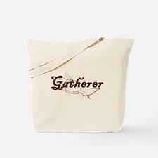 Gatherer, scavenger, vegetarian Tote Bag