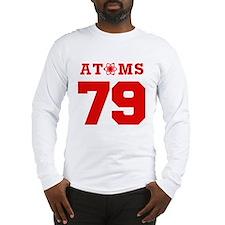 revenge of the nerds ogre Long Sleeve T-Shirt