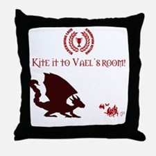 Unique Mmorpg Throw Pillow