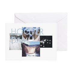 ABH Hoover Dam Greeting Cards (Pk of 20)