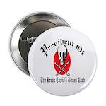 Anti-Valentine Club Button