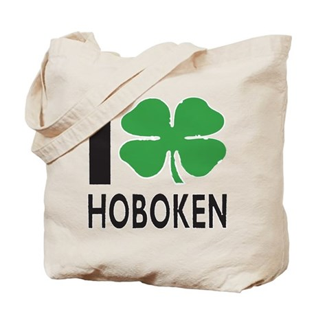 I Shamrock Hoboken! Tote Bag