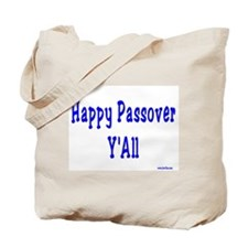 Happy Passover Y'All Tote Bag