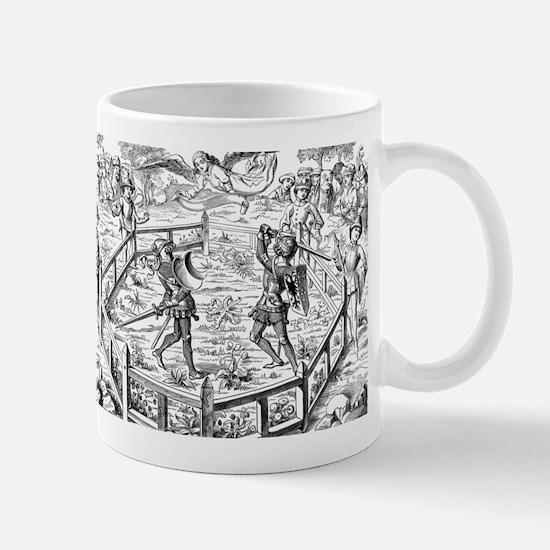 Single Combat Mug