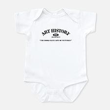 Art History Majors Infant Bodysuit