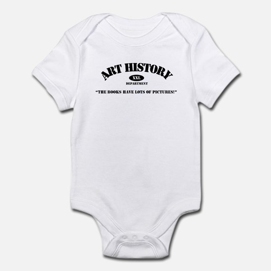 Art History Majors Infant Bodysuit