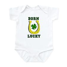Born Lucky Onezie