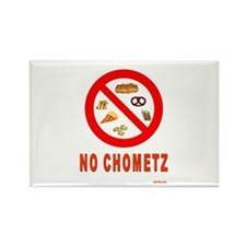 No Chometz Passover Rectangle Magnet