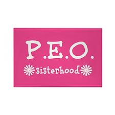 Pink Sisterhood Magnet