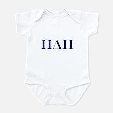 revenge of the nerds pi delta Infant Bodysuit