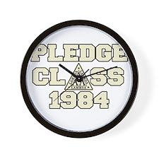 revenge of the nerds pledge c Wall Clock