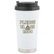 revenge of the nerds pledge c Travel Mug