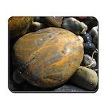 Acadia N.P. Sea Rocks Mousepad