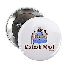 """Matzah Meal Passover 2.25"""" Button"""