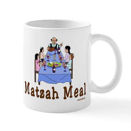 Matzah Meal Passover Mug