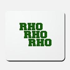 revenge of the nerds rho rho Mousepad