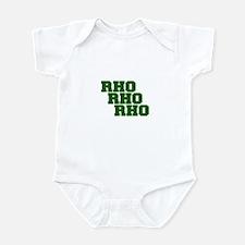 revenge of the nerds rho rho Infant Bodysuit