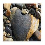 Acadia N.P. Sea Rocks Tile Coaster