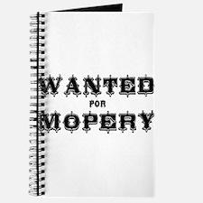 revenge of the nerds mopery Journal