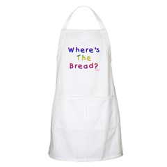 Missing Bread Passover Apron