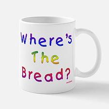 Missing Bread Passover Mug