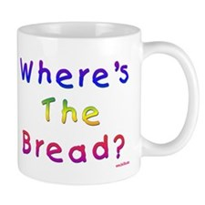 Missing Bread Passover Mug