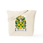 Marroqui Coat of Arms Tote Bag