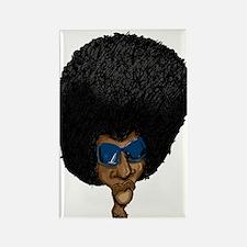 Cute African american humor Rectangle Magnet