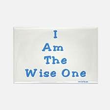 The Wise One Passover Rectangle Magnet