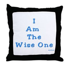 The Wise One Passover Throw Pillow