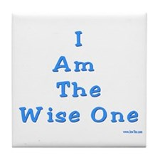 The Wise One Passover Tile Coaster