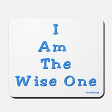 The Wise One Passover Mousepad