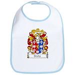 Nieto Coat of Arms Bib