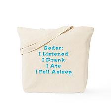 Seder Activites Passover Tote Bag
