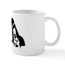 ARNO logo Mugs