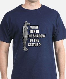 Shadow of the statue T-Shirt